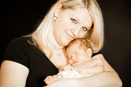 Baby Madeleine-Melanie Melcher (41 Von 44)