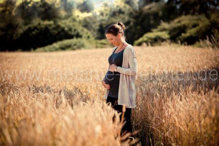 Babybauchfotografin - Melanie Melcher
