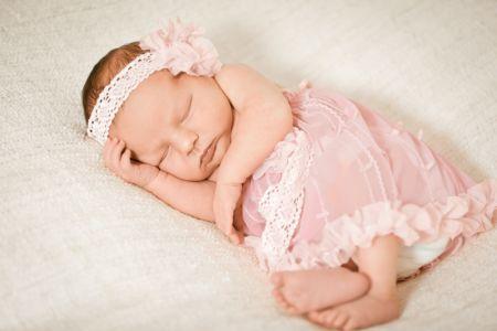 Neugeborene Frieda-Melanie Melcher (39 Von 116)