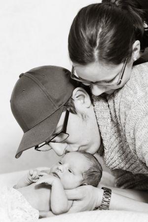 Neugeborene Frieda-Melanie Melcher (77 Von 116)