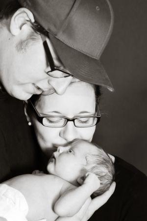 Neugeborene Frieda-Melanie Melcher (94 Von 116)